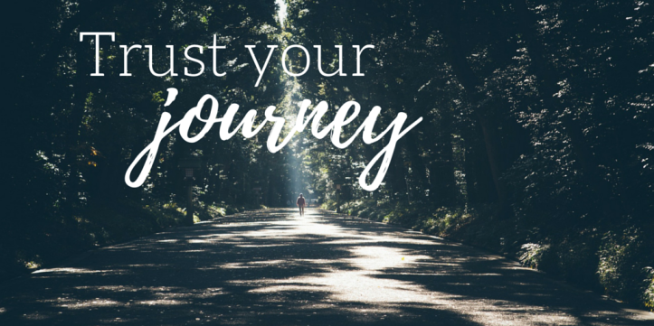 Image result for trust in the journey